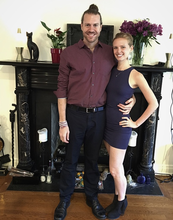EP156 Conscious Couples: Aurianna & Will on Exploring Possibilities