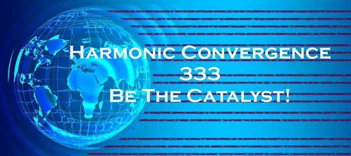 Harmonic Convergence 333:  Are You Hearing The Call?