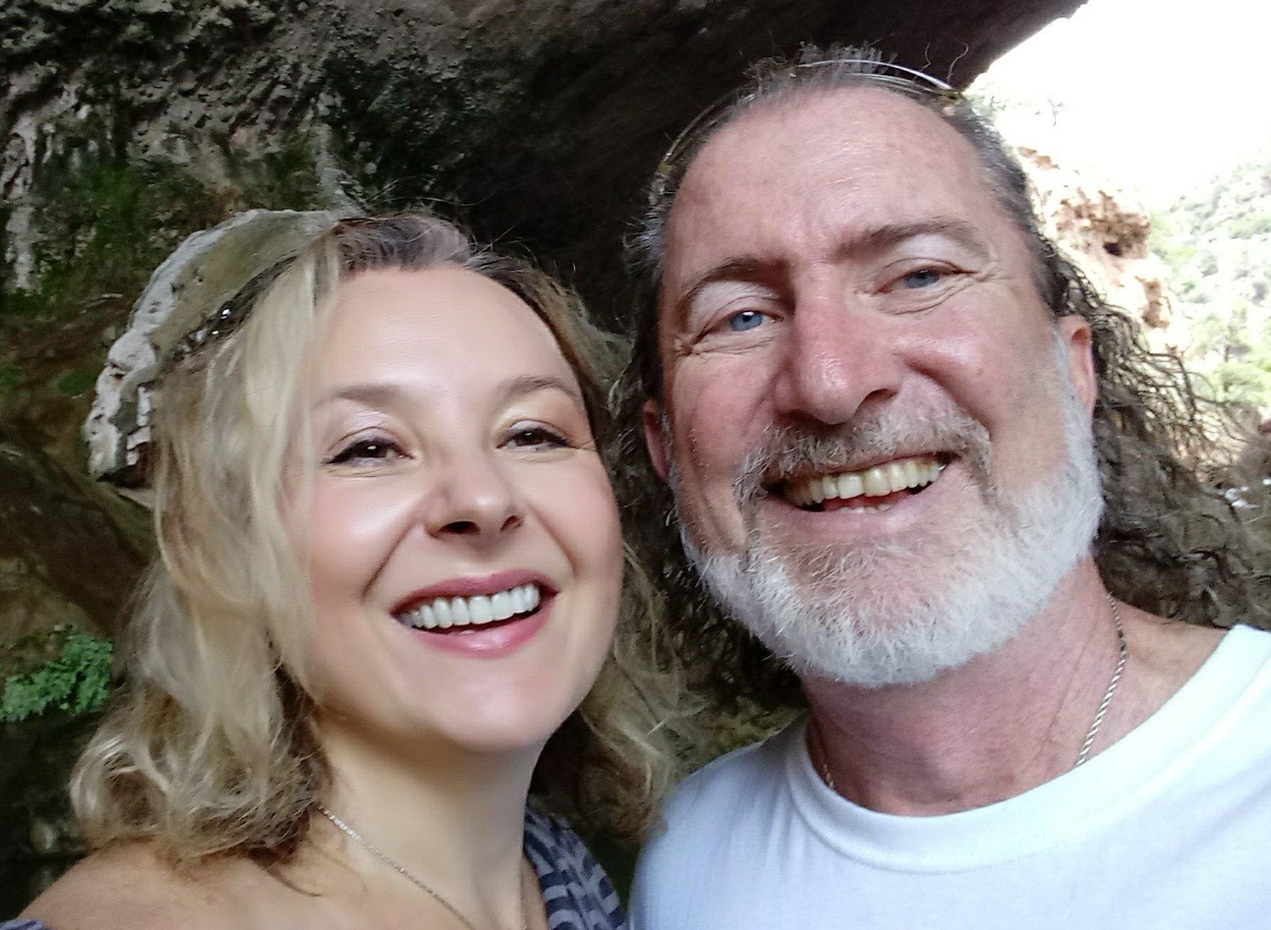 EP155 Conscious Couples: Luba & Zen on Exploring Possibilities