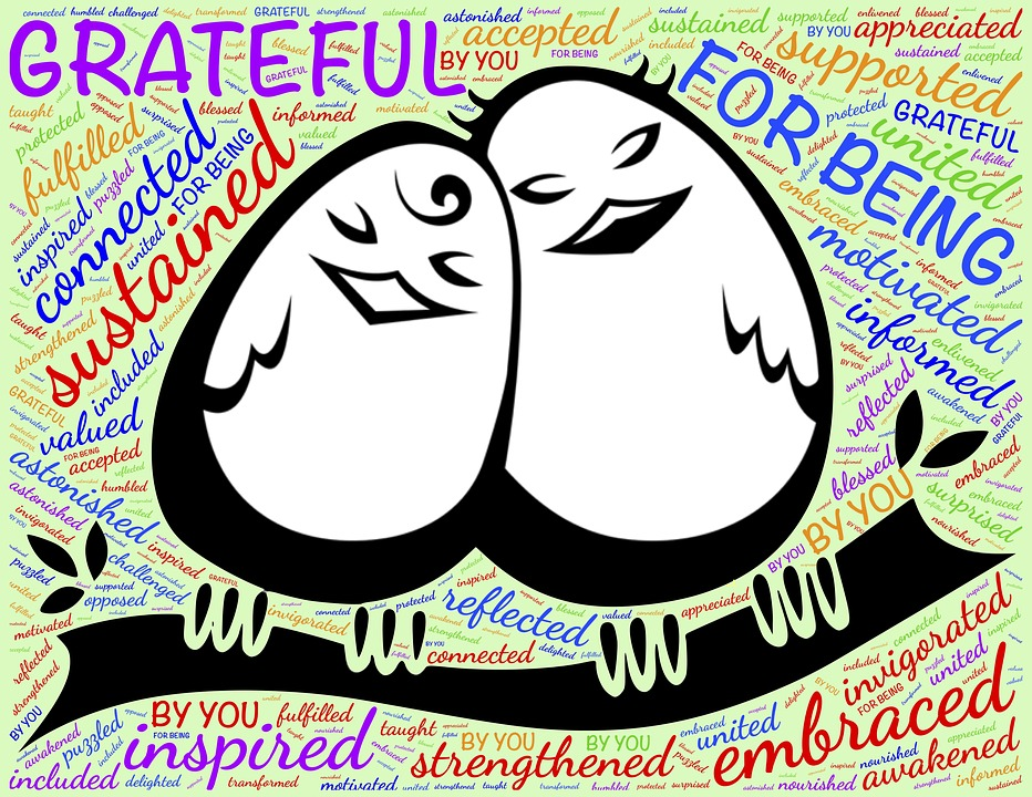 6 Tips to Develop An Attitude of Gratitude All Year Long by Nina Amir